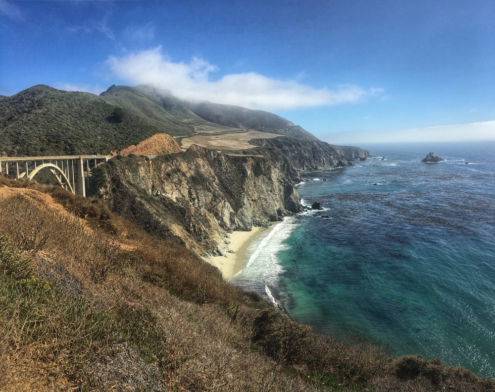 Big Sur at Bixby Bridge