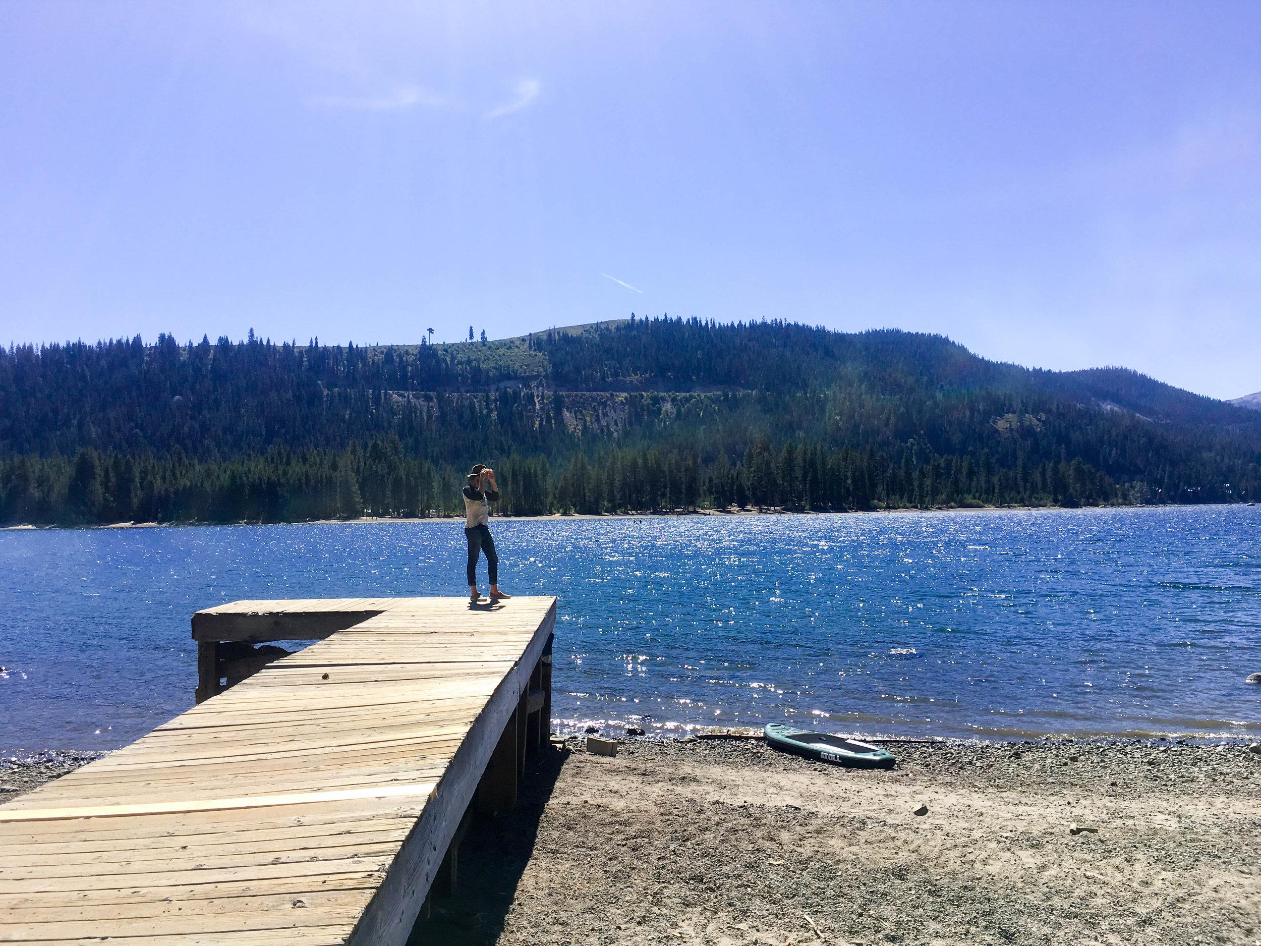Fall northern california weekend getaway donner lake for Northern california weekend getaway