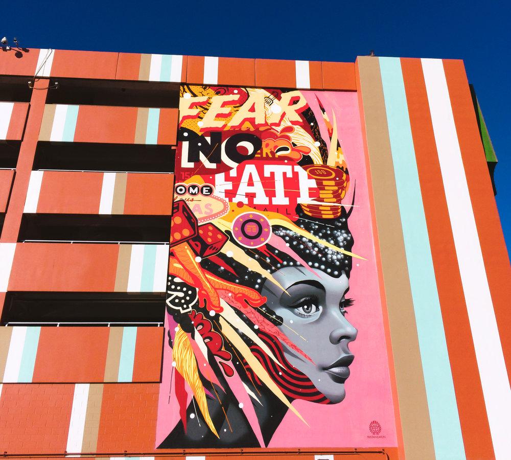 Vegas street art
