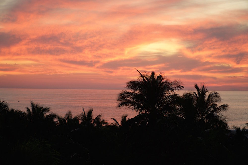 Puerto Escondido Sunset