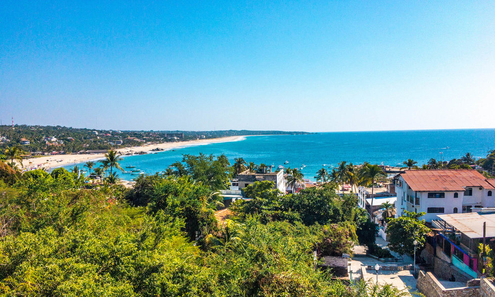 Puerto Escondido Overlook