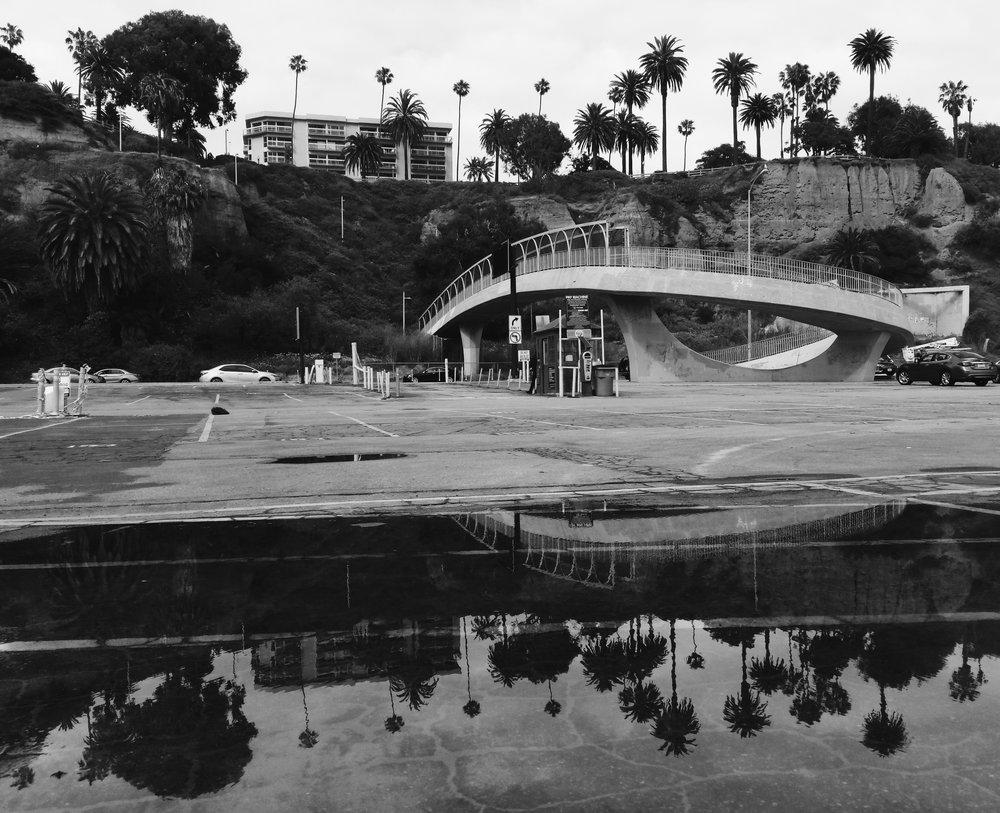 Reflection of Santa Monica.JPG