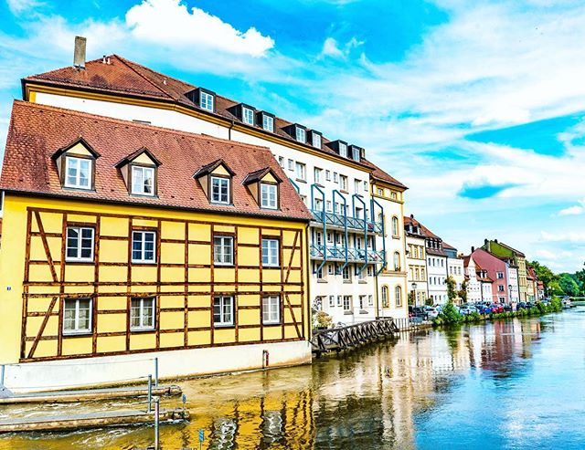 Bamberg! Don't think it could be any more charming if it tried. #discovergermancities #germanytourism #partner
