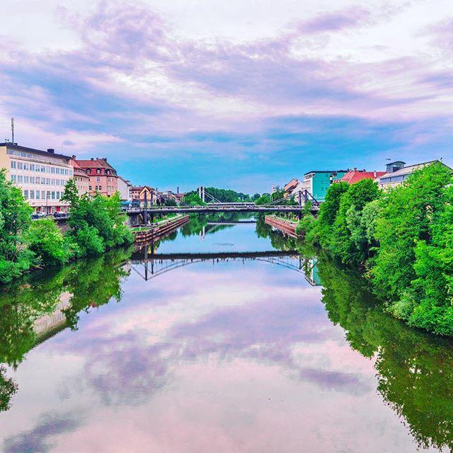 Bamberg Nights. #germanytourism #discovergermancities #partner