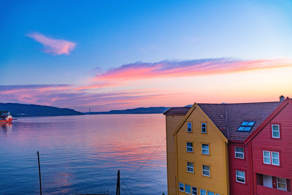 Bergen Norway at Sunset.jpg