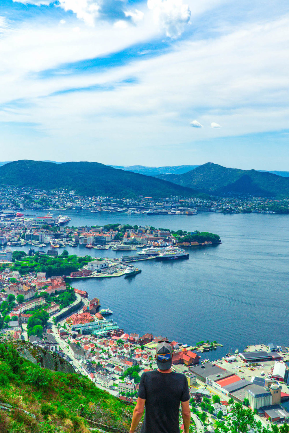 Bergen, Norway Hike
