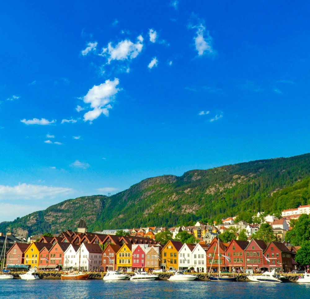 City of Bergen, Norway