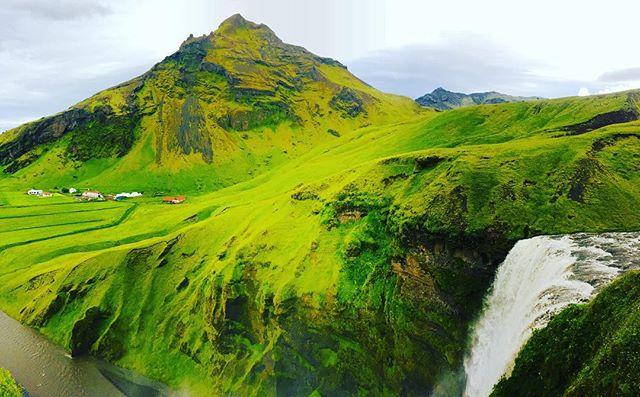 Yeah, so Iceland was beautiful. #dontgochasingwaterfalls #rivendell