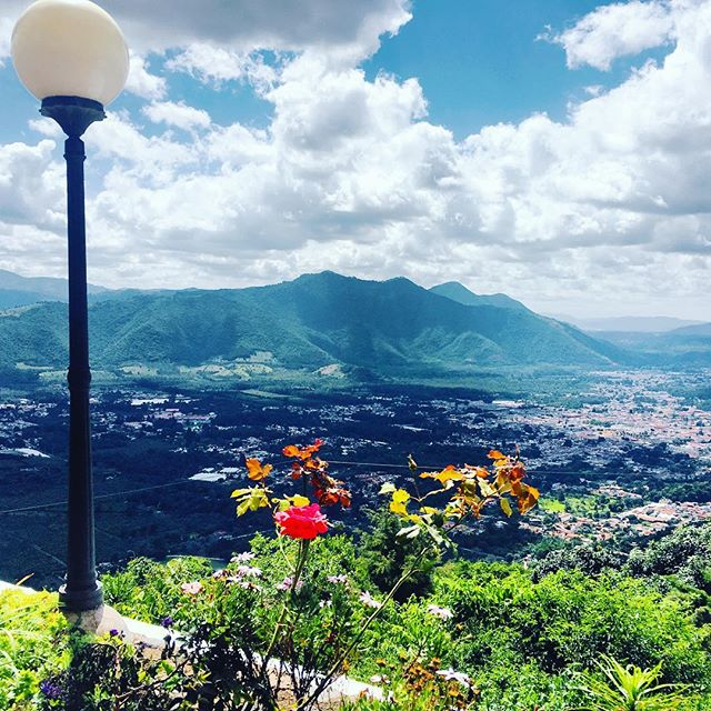Alright, I get it now...Antigua may be the most charming and beautiful Central American city I've visited. #visitguatemala #partner #mountainlife