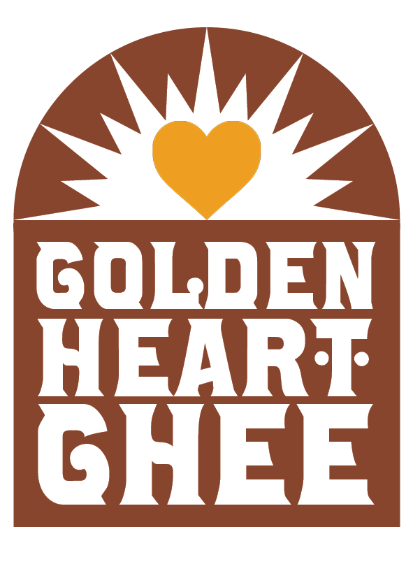 Golden Heart Ghee
