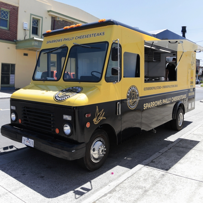 Sparrow's Philly Food Truck