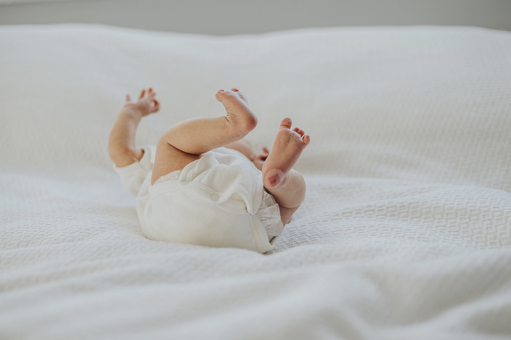Top 5 questions I get about Lifestyle Newborn Photography -