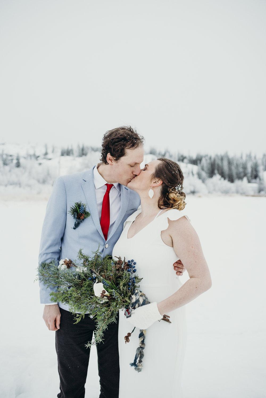 yellowknife wedding photographer