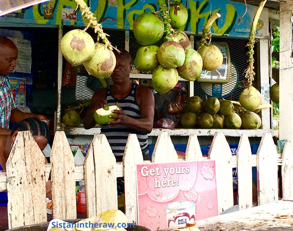 ©Jamaican coconut vendor.jpg