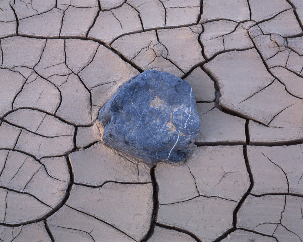 Cracked Earth  | Death Valley, California