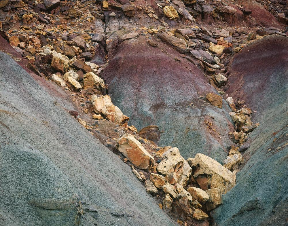 Erosion  | Capitol Reef National Park, Utah