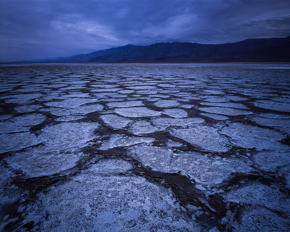 The Dot District  | Death Valley, California