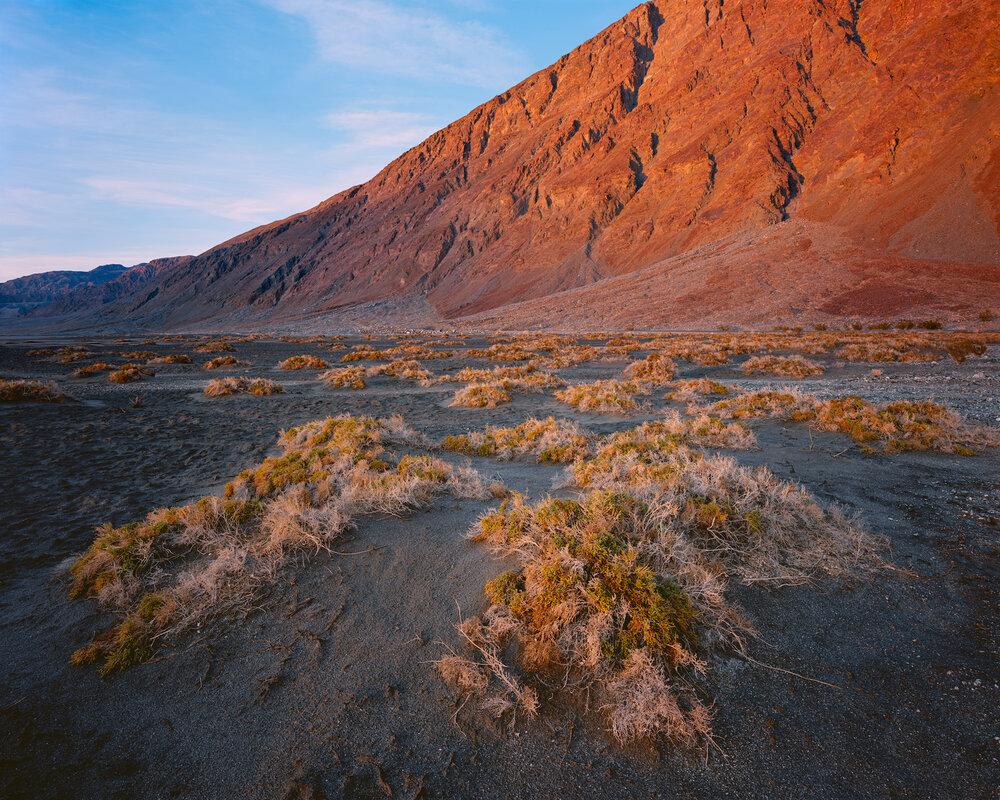 Fleeting Light  | Death Valley, California