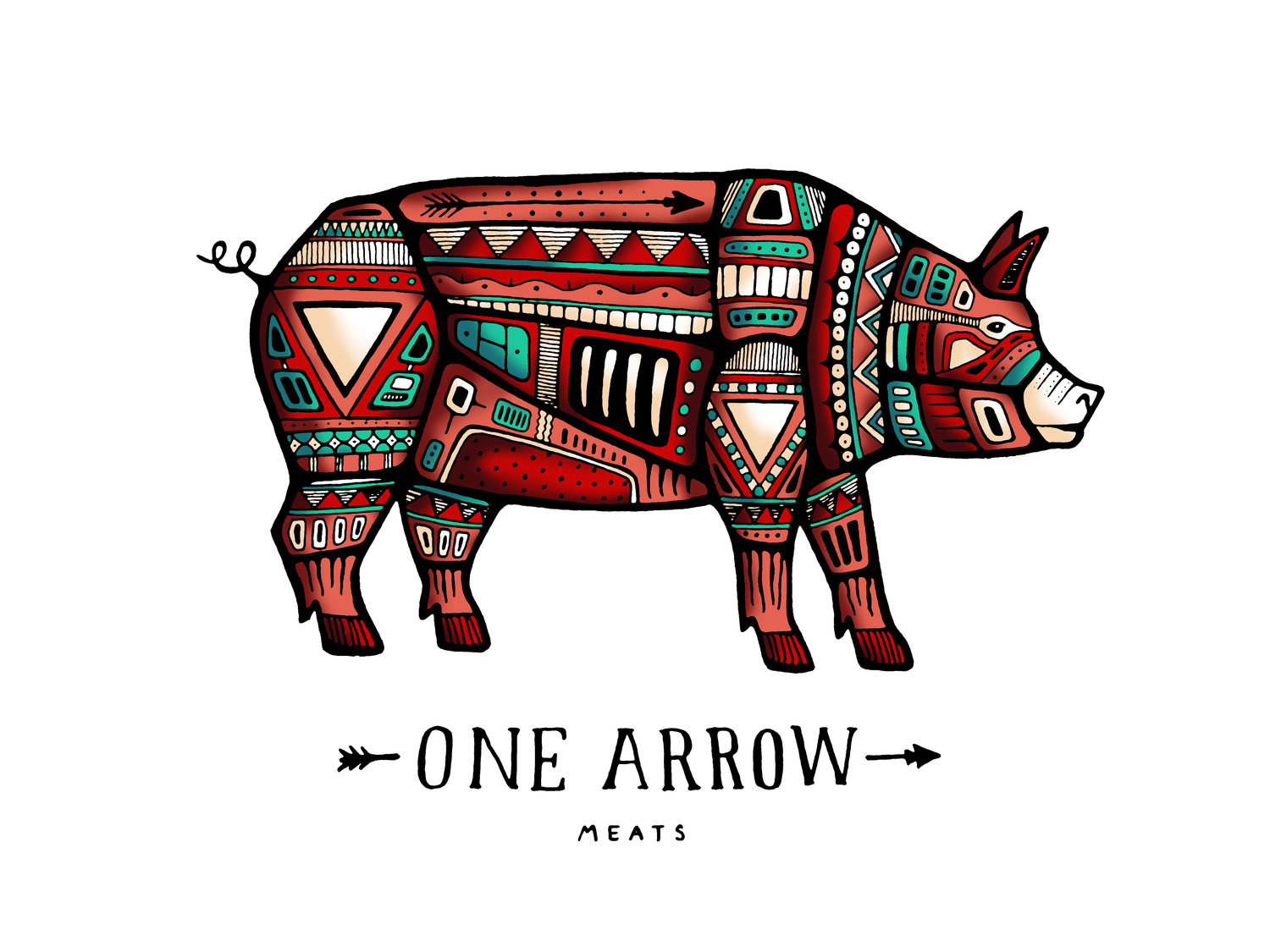 ONE ARROW MEATS