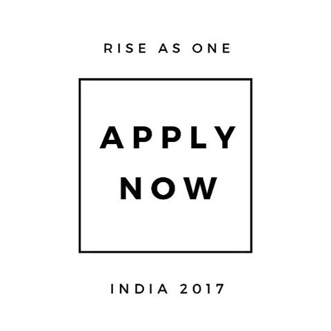 . APPLICATIONS OPEN TODAY 12th February . •  Be one of 6 selected to participate in our our first project, Rise as One India 2017. All expenses are paid trip!. .  Spend TWO WEEKS in India this September! .  1st WEEK in Northern India going through a PERSONAL TRANSFORMATION process using the system of yoga to create meaningful change.  2nd WEEK in Nagpur (central India) working to support women and girls of the Bodhicitta Foundation @bodhicitta.vihara community.  Link in profile ☝🏼 #riseasoneproject Please repost-share-talk about it if you feel inspired 🙏🏽