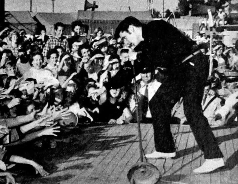 The Tung Magazine Art Music Theatre Culture Review Culture Review Culture Elvis Presley 40th Anniversary