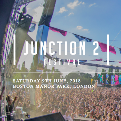 the tung magazine london summer festival junction 2