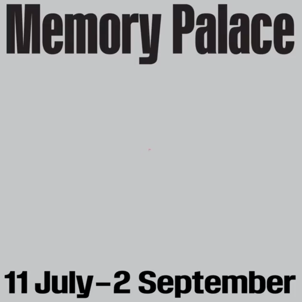 memory palace white cube the tung culture