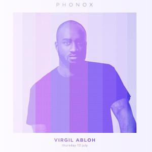 Virgil Abloh phonox the tung