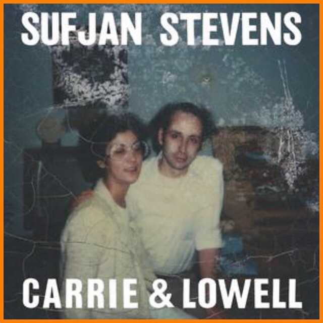 Apropos of nothing I just re-listened to Carrie and Lowell In its entirety and what I would say is that now that I know not to do that on a busy train...
