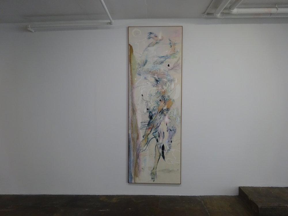 Photo: Diana Cerezino - Mark Jackson 'Oil on Linen'
