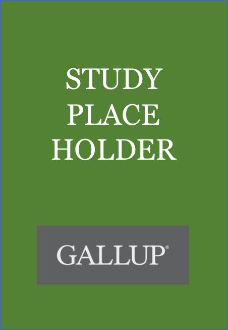 Gallup 2017