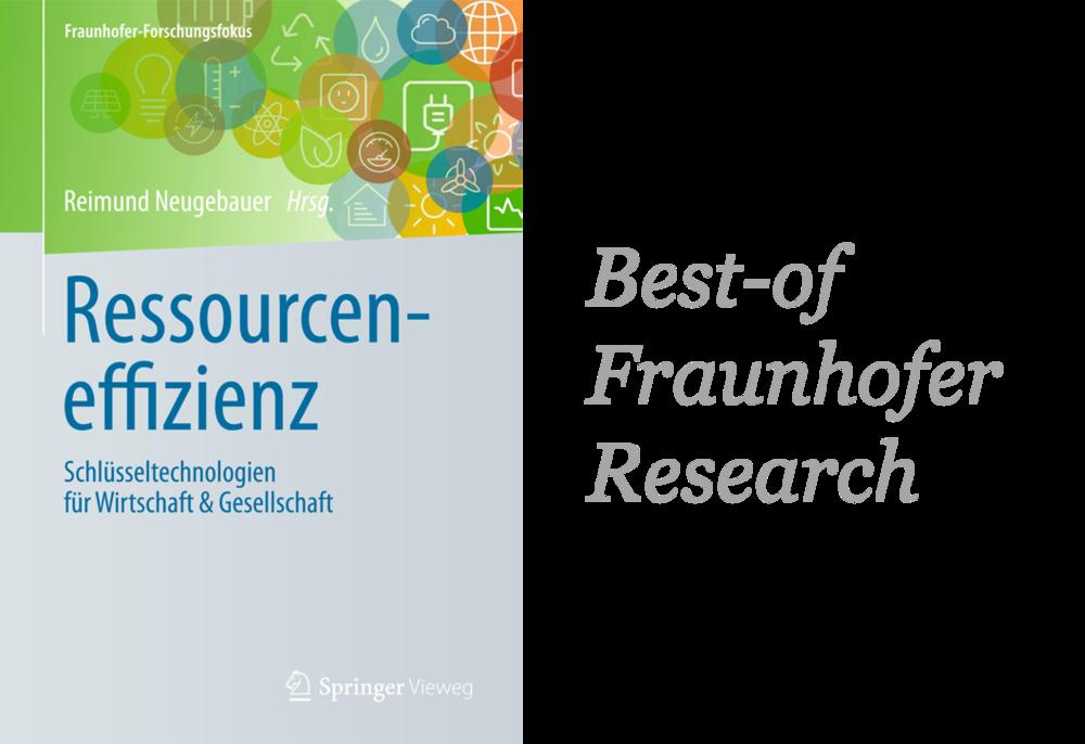 Bei umfangreichen Herausgeberprojekten – wie dieses aktuelle Buch von Fraunhofer – empfiehlt sich meist eine zusätzliche redaktionelle Begleitung bis hin zu Sonderwegen in der Produkion, um gleichzeitig Zeit zu gewinnen.  > MEHR