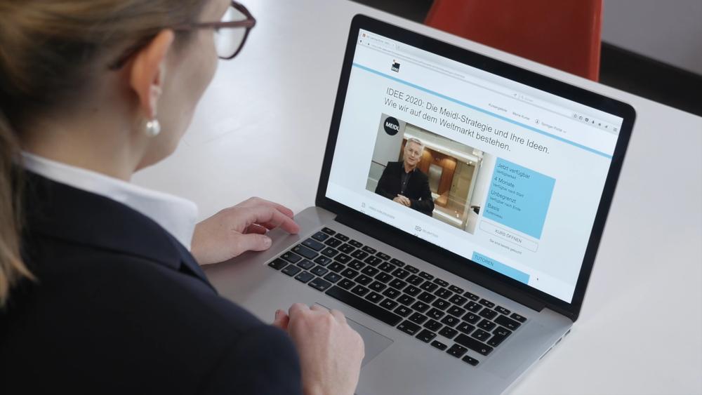 Springer Professional Success ist ein Tool zur Kommunikation der Unternehmensstrategie und interaktiven Innovationsentwicklung.