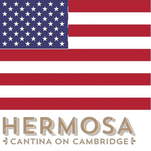 @hermosacantina have just landed in the USA on their #hermosapostcards food journey 🇺🇸 Check them out to see the menu. Only available 26th-29th. LINK IN BIO to BOOK NOW or call 08 9387 6448