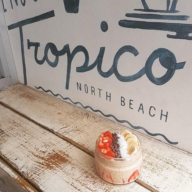 SPECIAL || Cacao & Peanut Butter Bowl! #tropiconorthbeach #smoothybowl