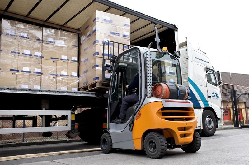 GAP Cross Docking Facilities Newcastle Tyne & Wear