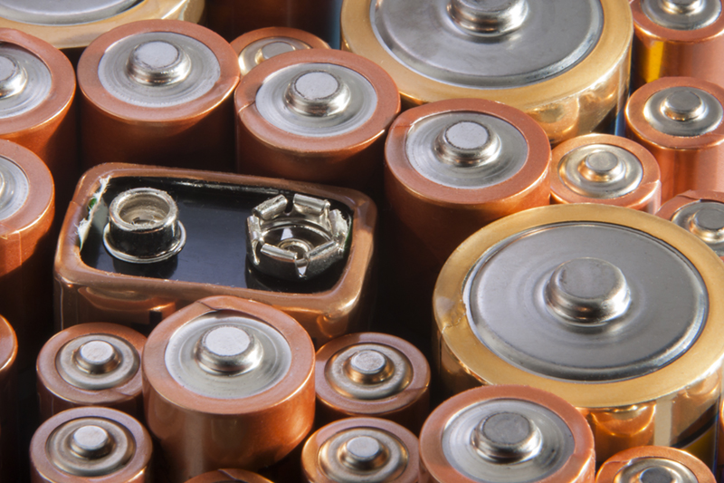 Battery Recycling GAP Group GapWaste Newcastle