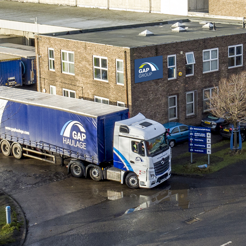 GAP Group Newcastle Haulage & Waste Management
