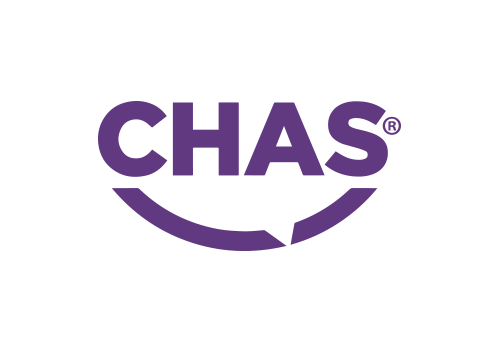 GAP Group UK registered with CHAS Accreditation