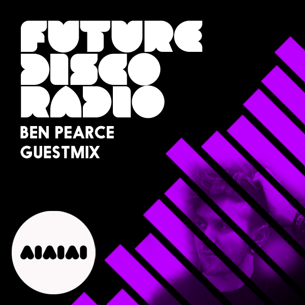 Ben Pearce Radio Shapes LOGO