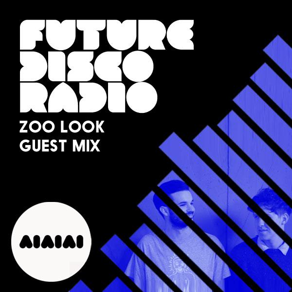 Zoo Look 2Radio Shapes