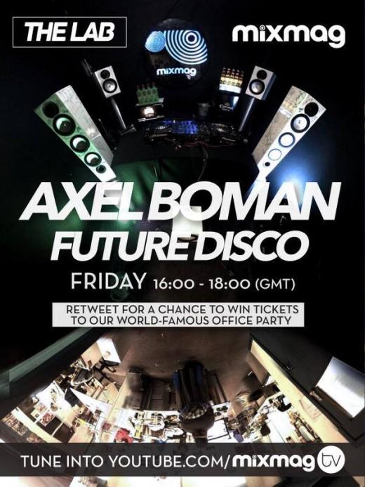 Axel DJ lab