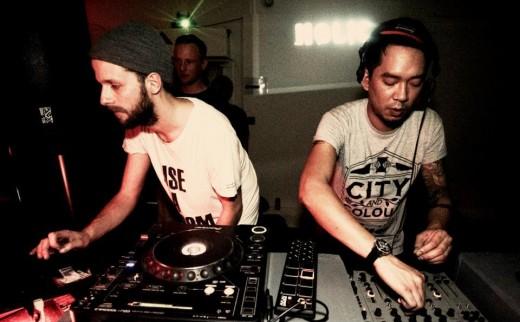 chopstick DJ