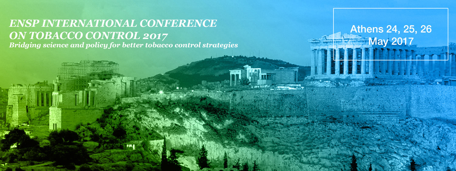 ENSP International Conference on Tobacco Control 2017
