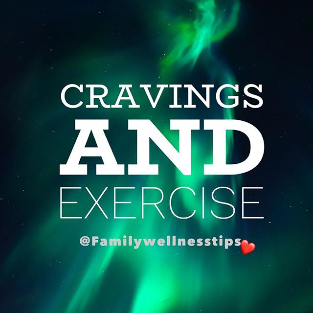 """CRAVINGS AND EXERCISE  Today's Post created by @live2bewell . .  Food cravings‼️ What can you do to subdue them❓ . . 🤔Your hunger is controlled by a variety of factors, but predominantly by the hormones GHRELIN - (causes the feeling of hunger), and LEPTIN (causes the feeling of being full). Interestingly, it's been proven that both of these hormones are actually affected by exercise!  ________________________________________ GHRELIN - hungry hormone 😳Research in 2011 showed that a bout of exercise will interrupt the production of active ghrelin, temporarily reducing the release of this hormone and decreasing hunger levels directly after exercise .  ________________________________________ 🧐This has been backed up by a study in 2016 showing participation in a 12-week exercise program reduced cravings for high-fat foods, carbohydrates, and high-sugar foods . How cool 🙌🏻 ________________________________________ LEPTIN - full hormone. 🤨This chemical is produced by our fat cells, and tells our brain when we've had enough to eat. ________________________________________ ☹️ It's been shown that people with higher levels of body fat will produce more leptin, which actually causes a problem. The brain becomes resistant to leptin's """"feeling full"""" effects. So more food has to be eaten, and more leptin has to be produced before the brain can recognise the signals! 🧠⁉️ ________________________________________ ☝️But all isn't lost - leptin resistance is reversible. If you exercise in a way that induces fat loss in a healthy manner, your leptin levels will drop alongside the kilos. Both weights training and cardio training can have this effect. It takes the body a while to adjust to the new, reduced leptin, but you'll end up with a much better ablity to regulate your appetite!"""