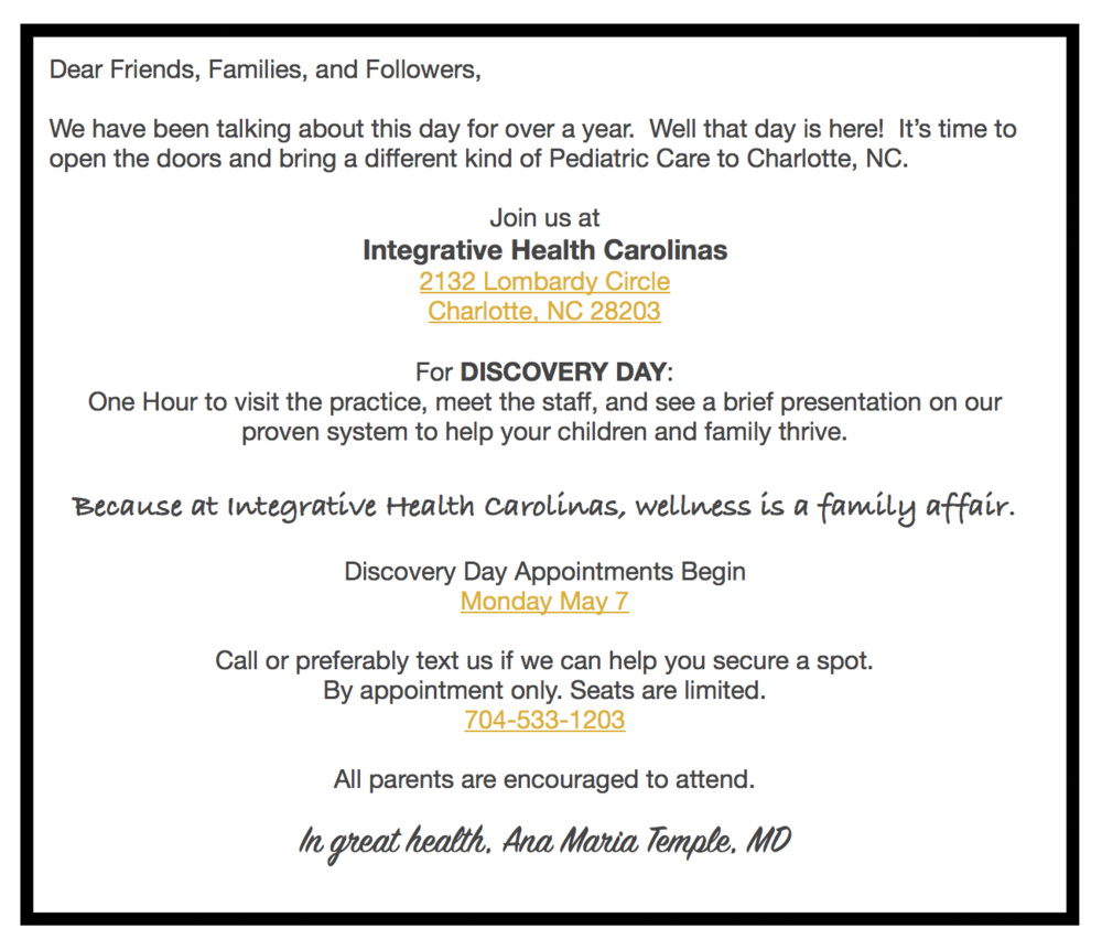 Integrative Health Carolinas Invitation.png