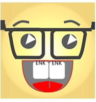 SMILEY Clever, Genie, Brille ENK_Überarbeitet_Symbolbild 3 KLEIN.png