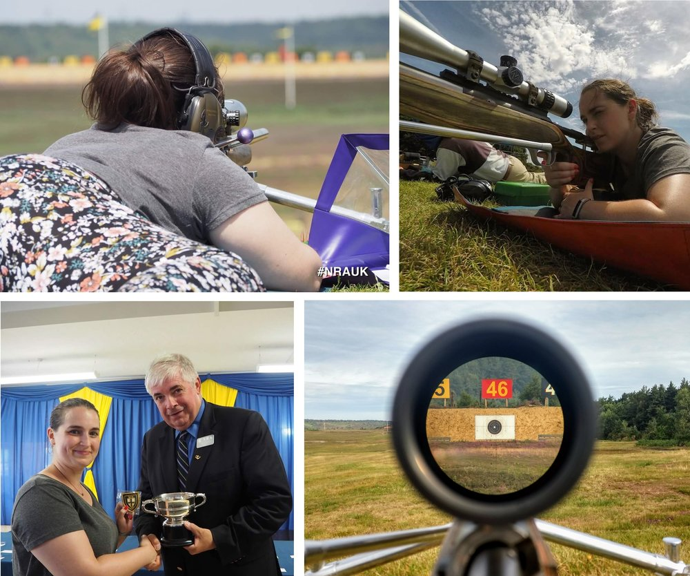These photos were provided by the NRA of the UK and Steph Yates.