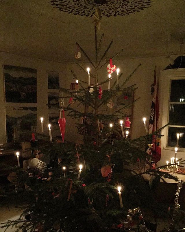 Mewrry Christmas Frengers of the world! Here's a little sneak peak of how we celebrate it in snowy Sweden 🎄❤️🎅🏼