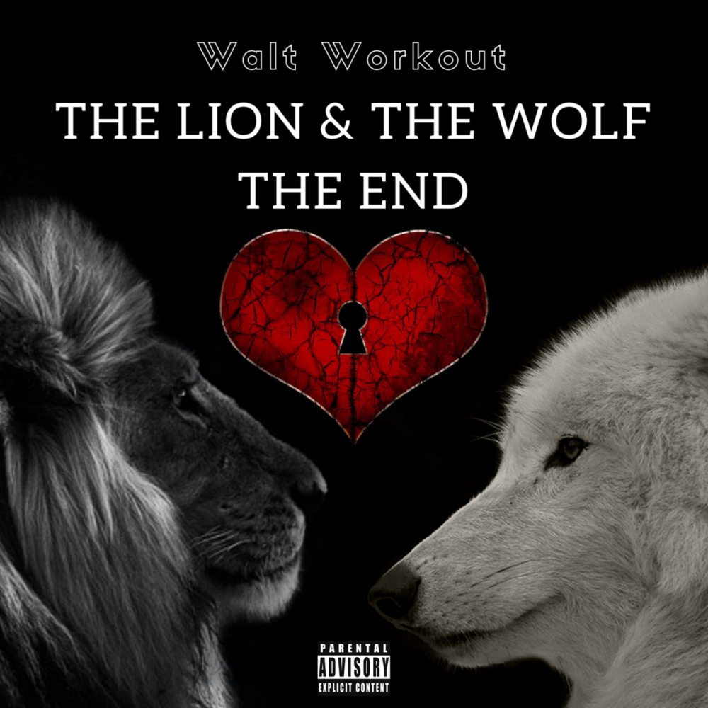 The Lion & The Wolf The End Album Cover.png